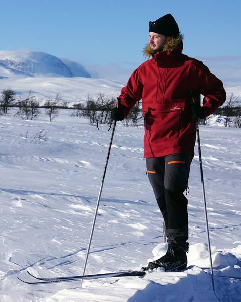Bilde av Fridtjof Nansen Anorakk - Polhøgda